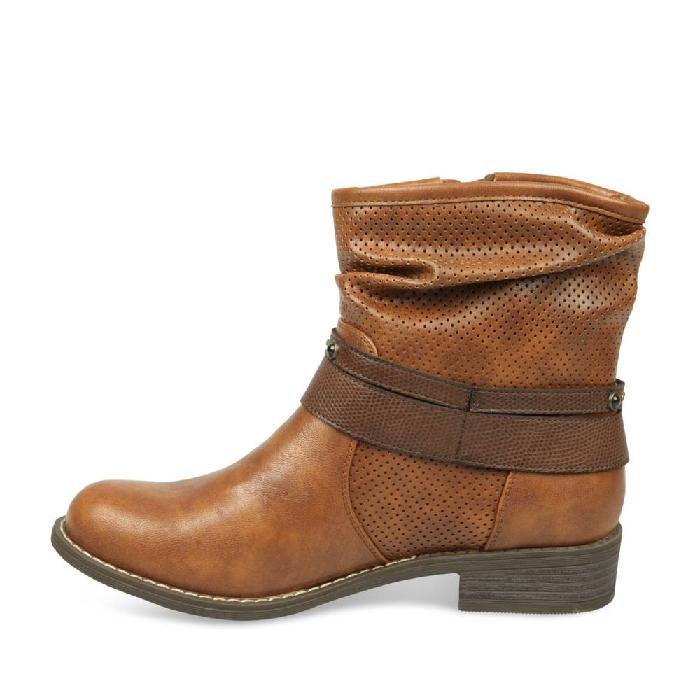Bottines Beige Merry Scott