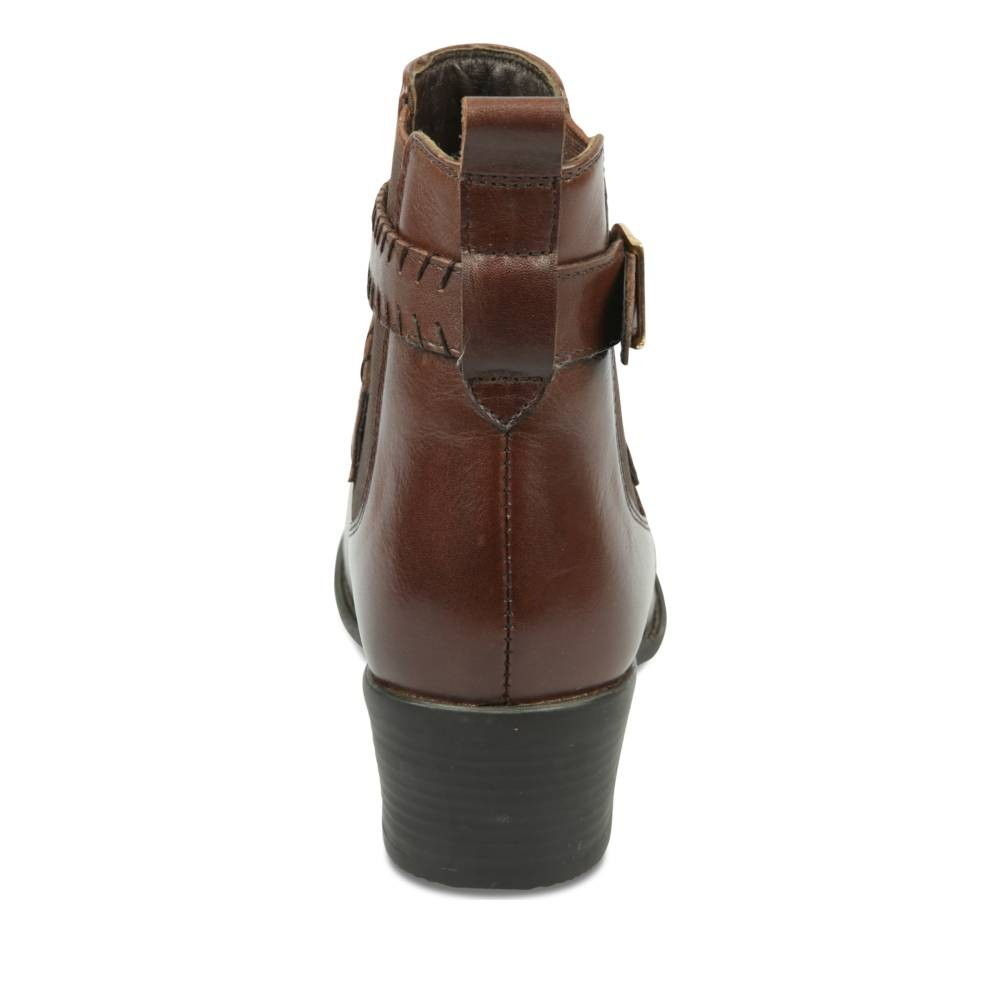 Marron Elegant Bottines Megis Marron Bottines Elegant Megis 29DYeWHIE
