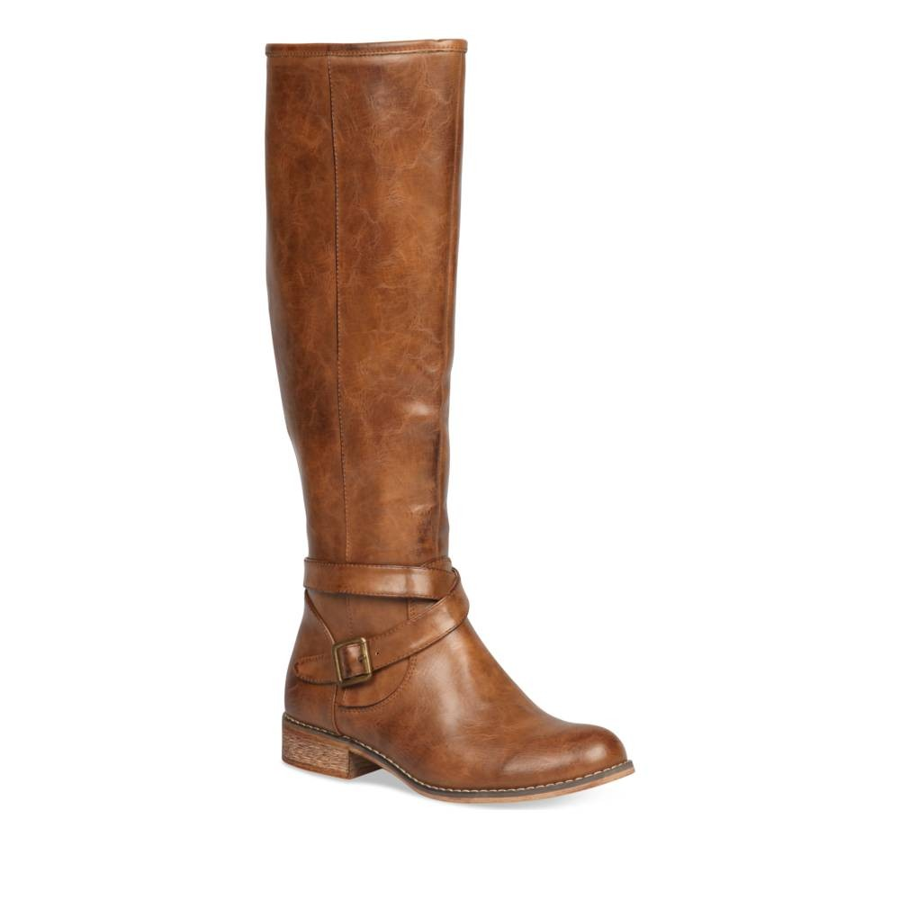 Bottes Marron Merry Scott