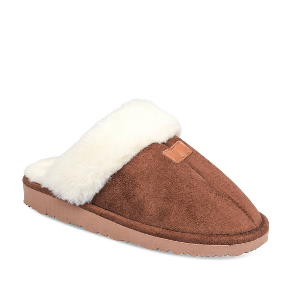 Chaussons Marron Merry Scott