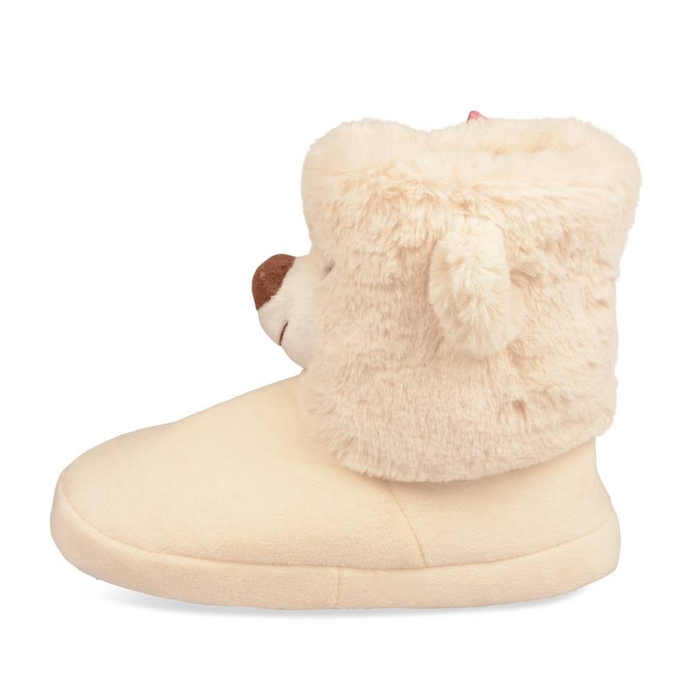 Chaussons Beige Ctro