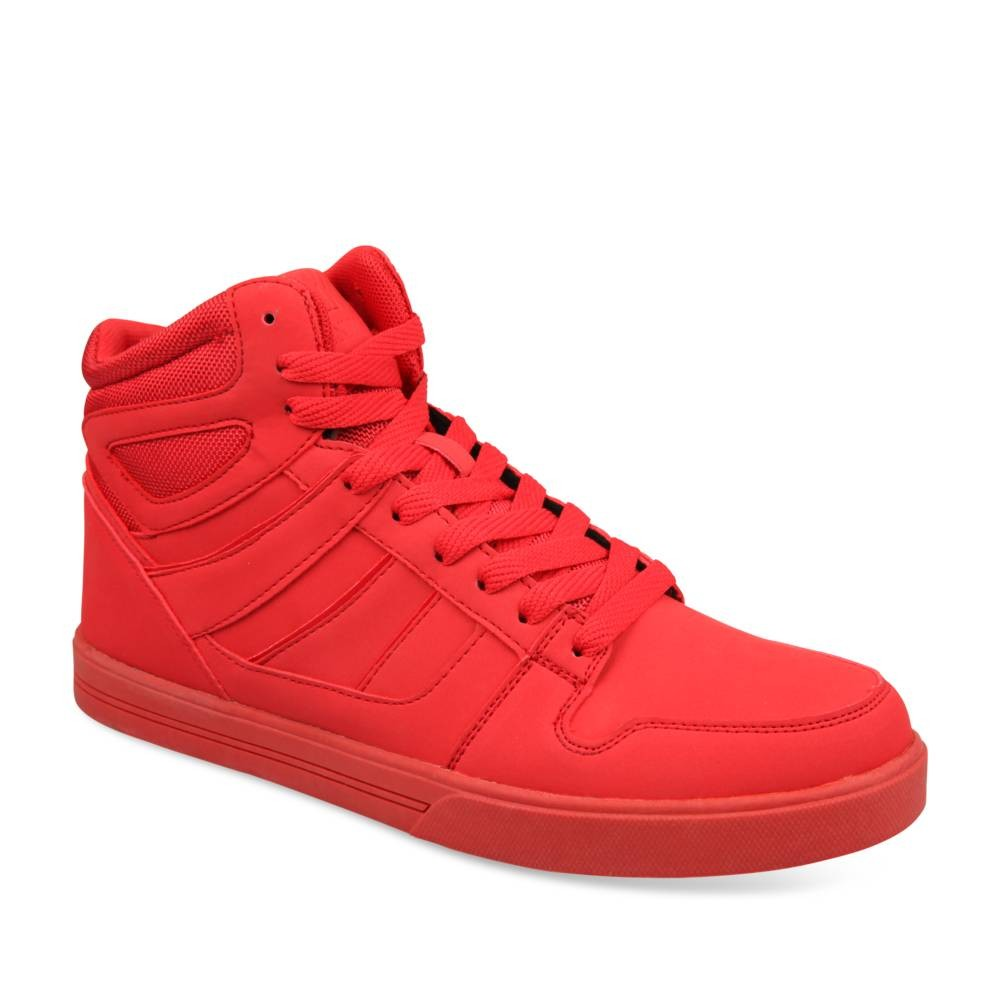 Baskets ROUGE UNYK - Homme
