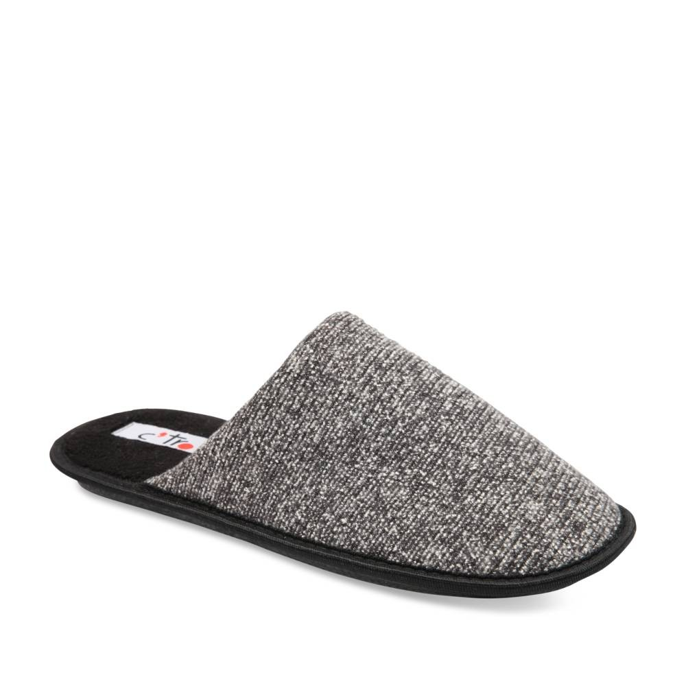 Chaussons Gris Ctro