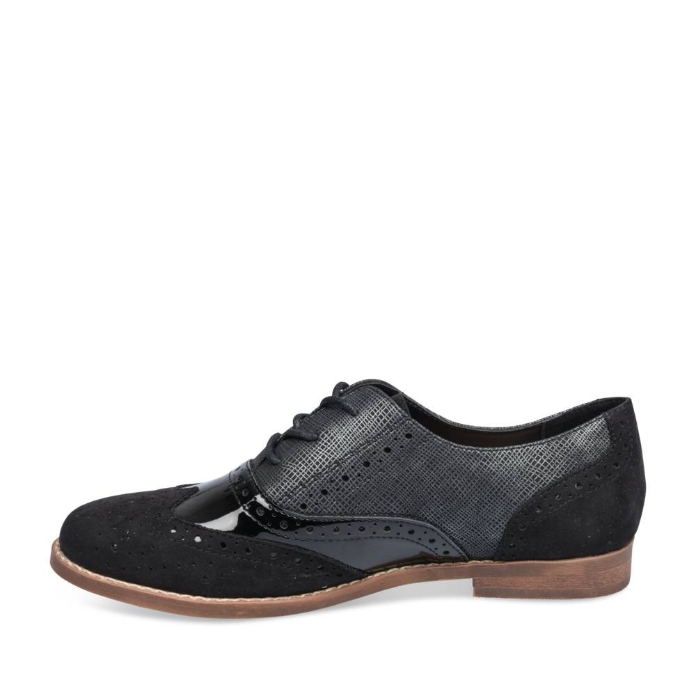 Noir ScottFemme Derbies Merry Derbies Merry Noir Derbies ScottFemme 76fygb