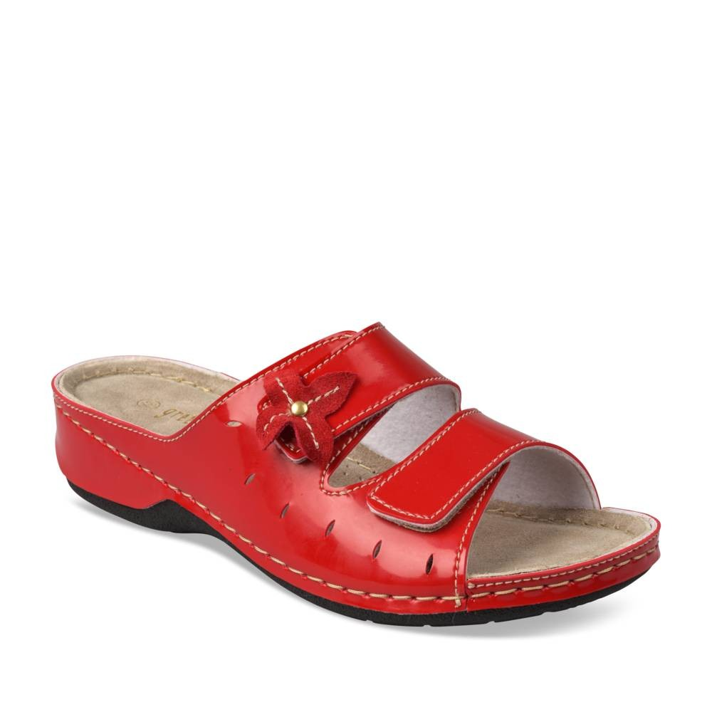 Rouge Green RelaxFemme Mules Rouge Rouge Mules RelaxFemme Green Mules Rouge Green Mules RelaxFemme Green 67vybgYf