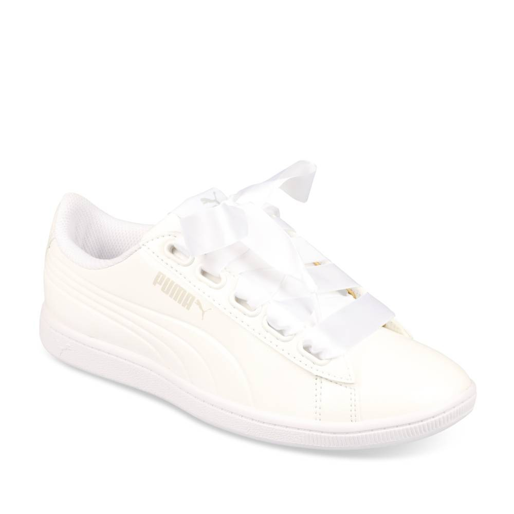 buy popular ef184 c9138 Baskets BLANC PUMA - Baskets - Baskets - Femme