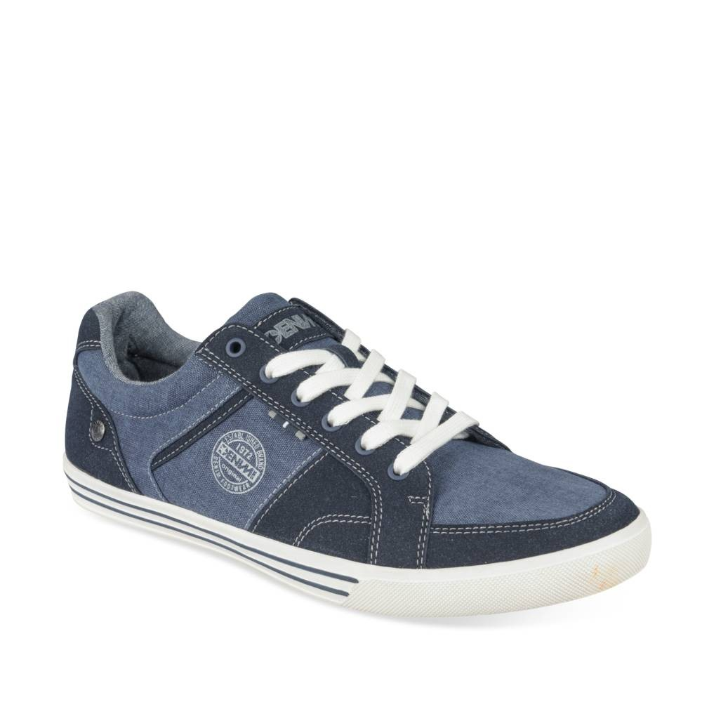 Baskets MARINE DENIM SIDE