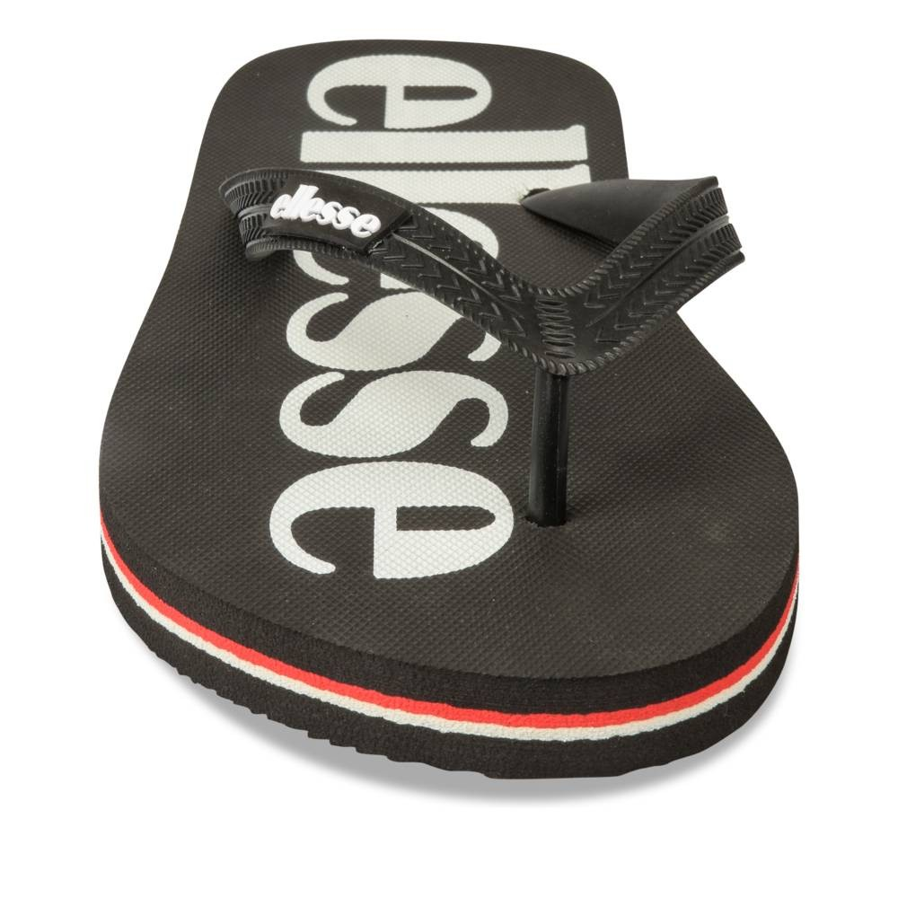 Tongs NOIR ELLESSE Homme Outlet