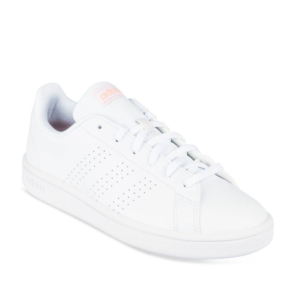chaussures blanches adidas femme