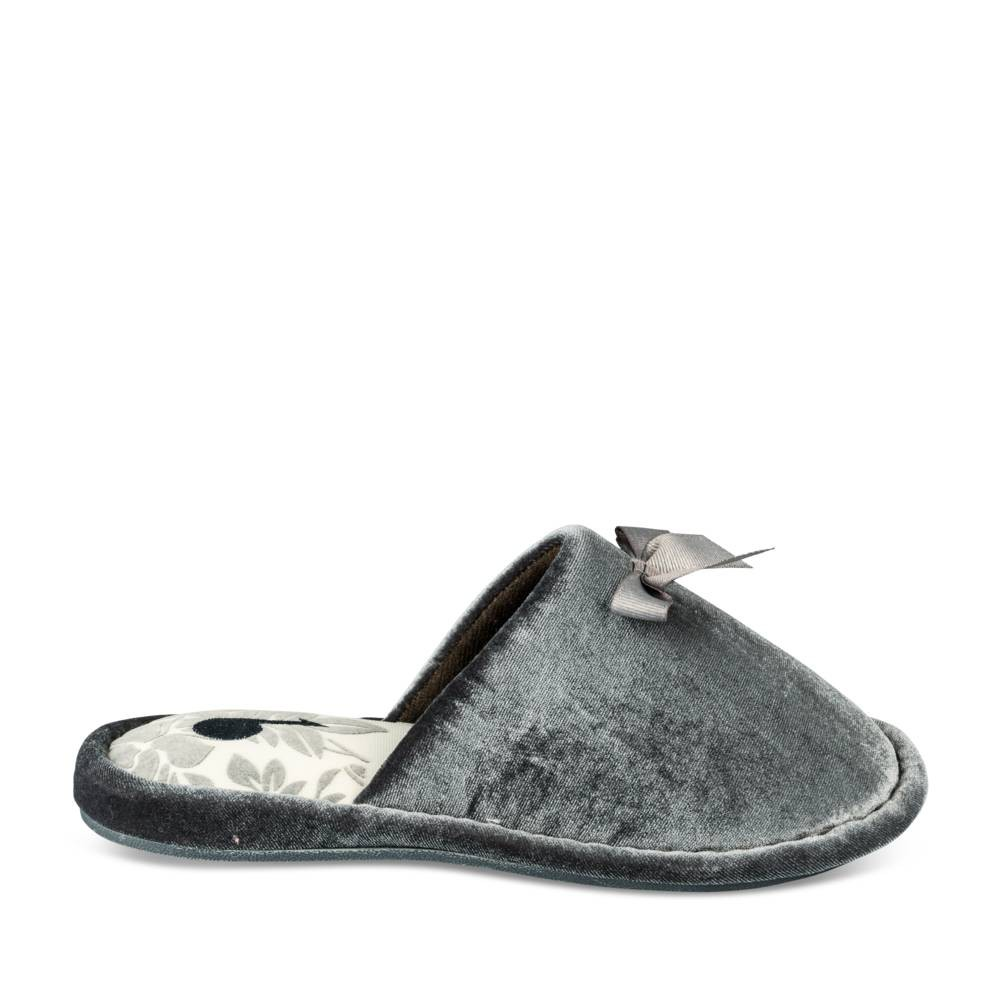 Gris Chaussons Blue Gris Chaussons Blue RhythmFemme wP80knOX