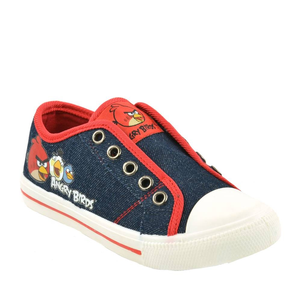 chaussure-angry-birds