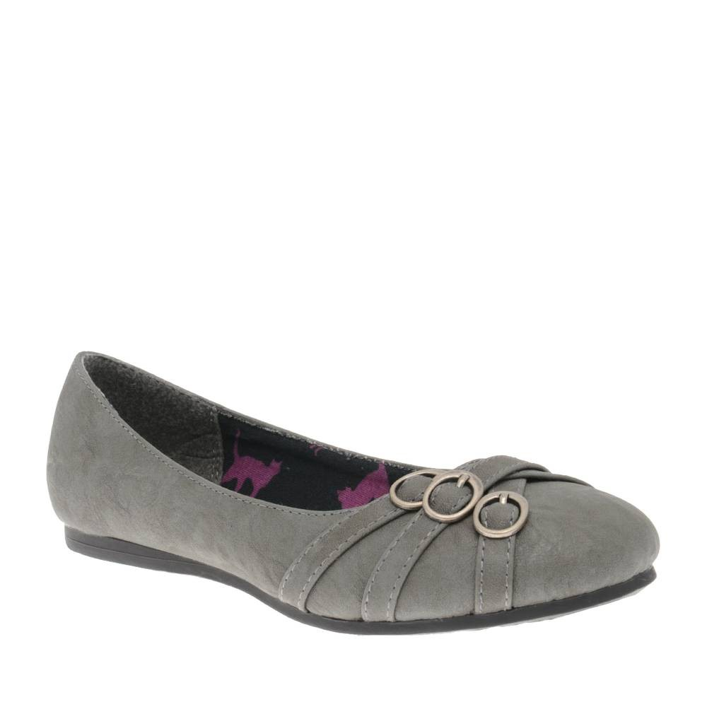 Chaussure-grise-boucles