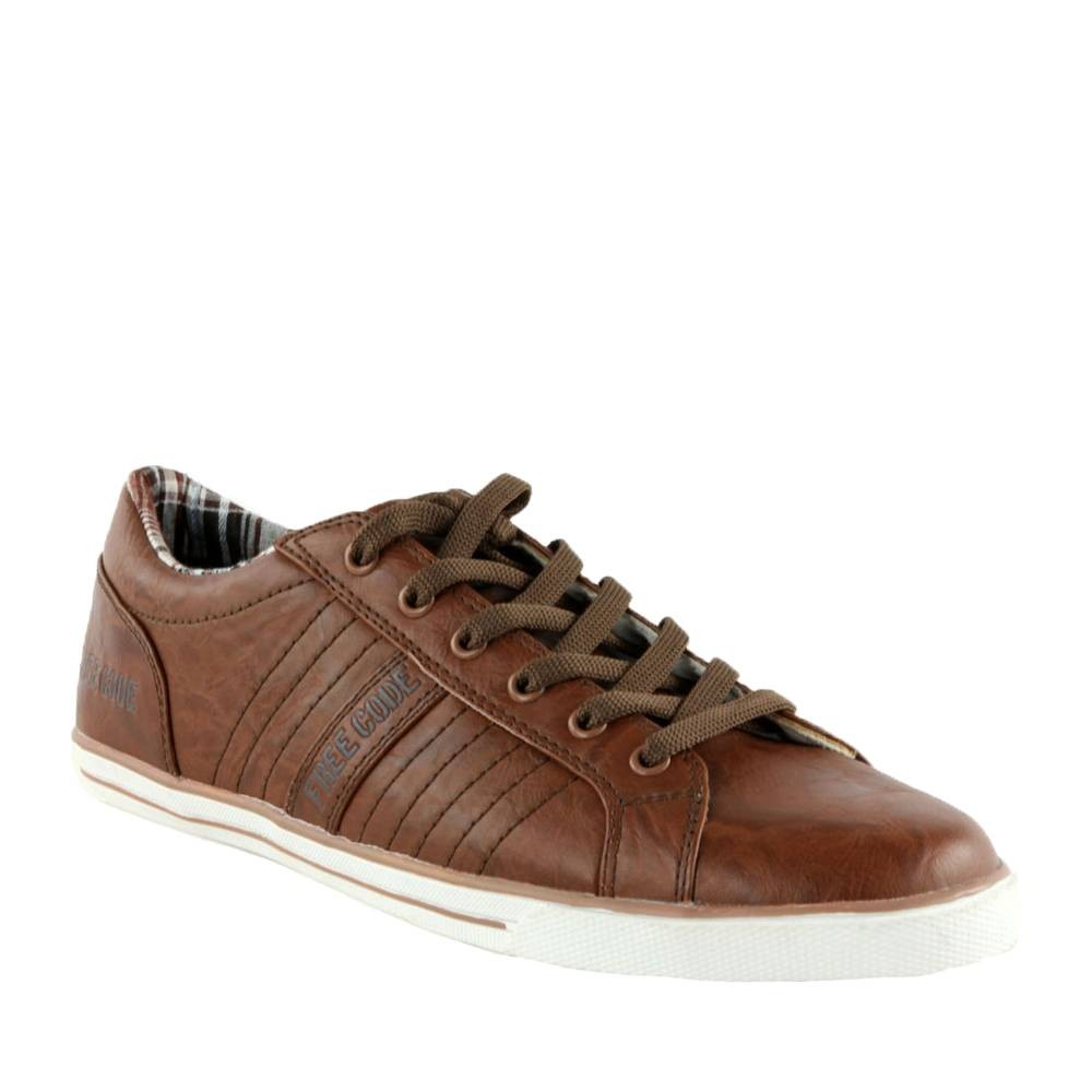 Chaussure-homme-marron