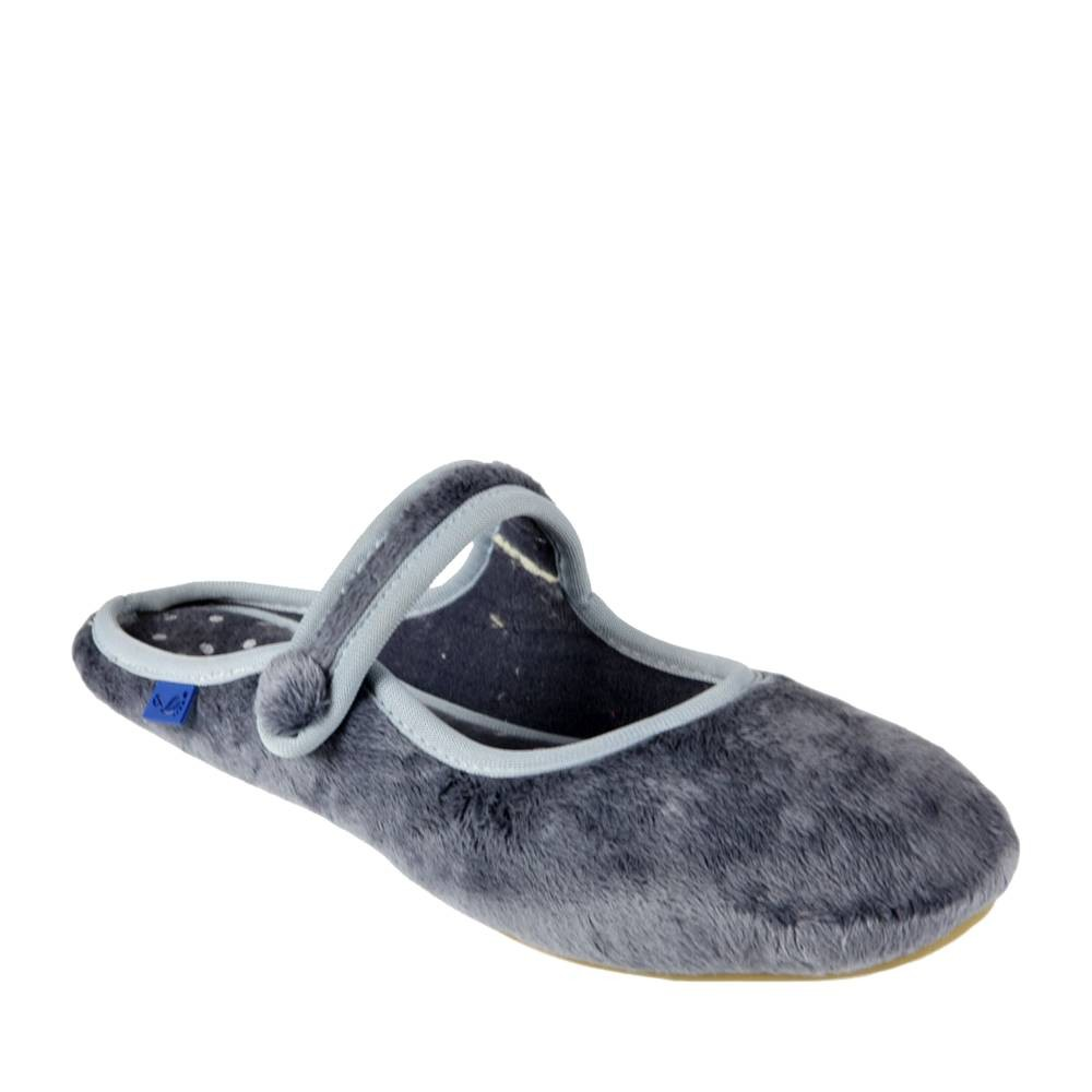 chaussons-gris