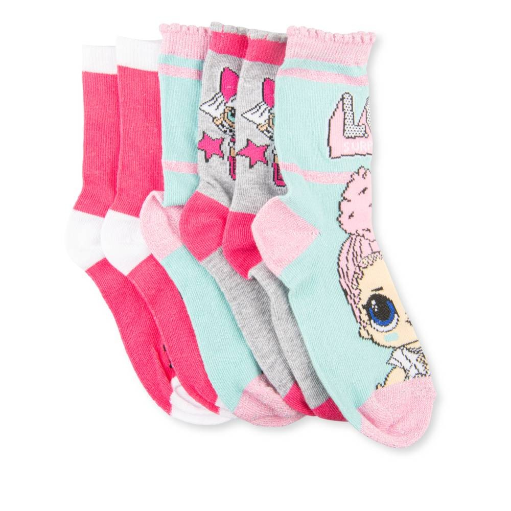 Chaussettes ROSE LOL