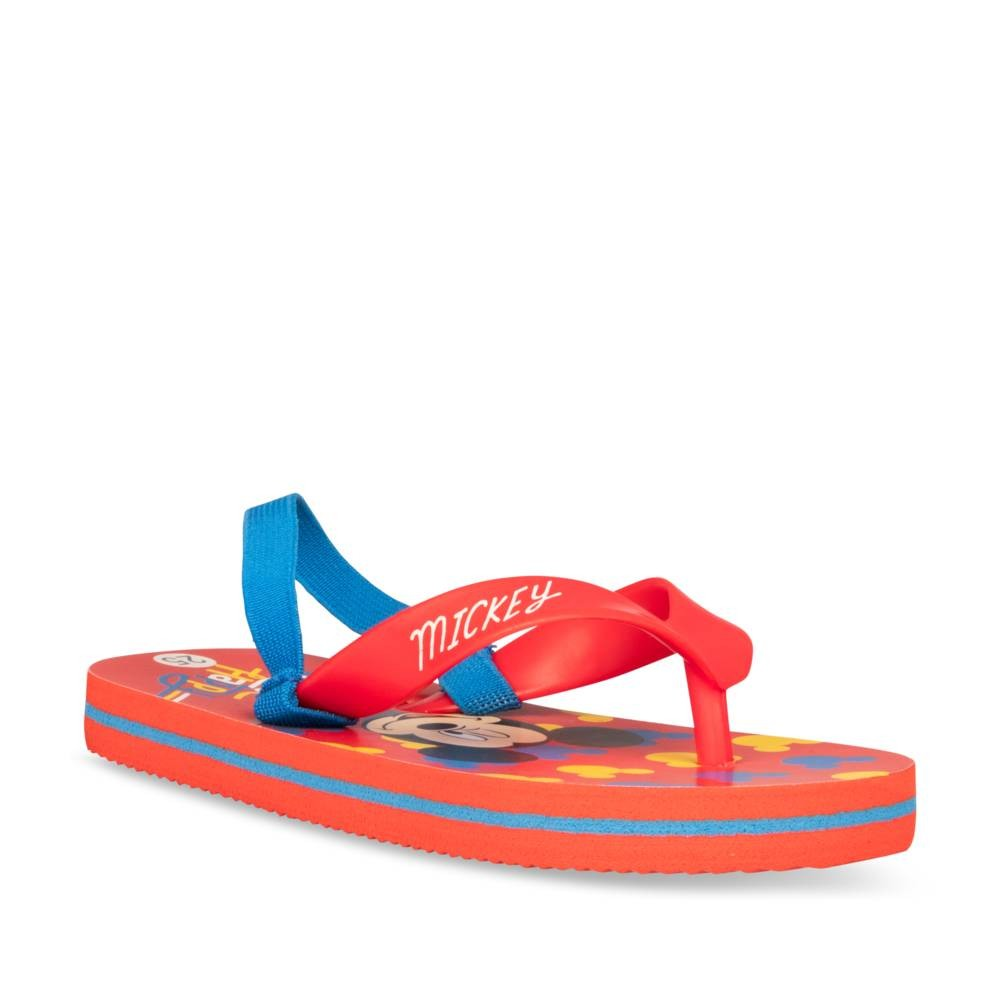Tongs ROUGE MICKEY