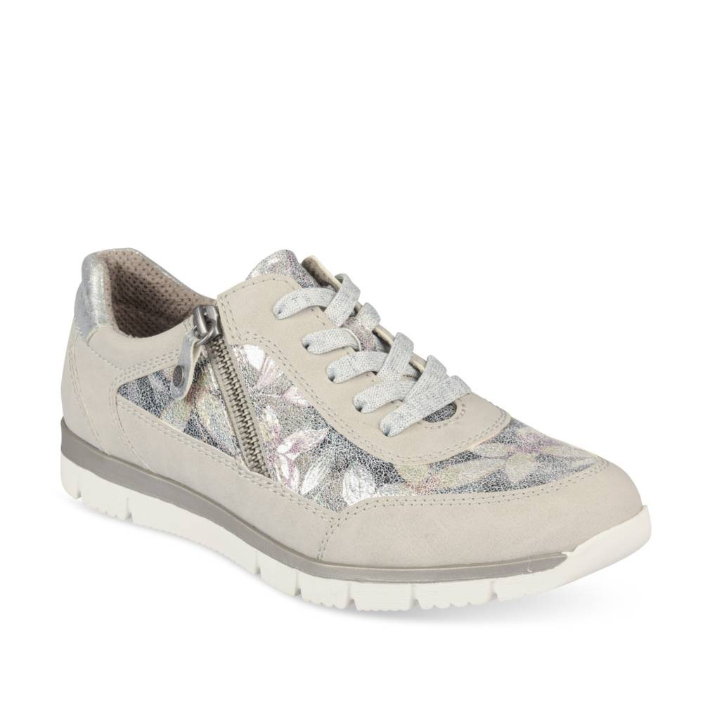 Baskets GRIS RELIFE