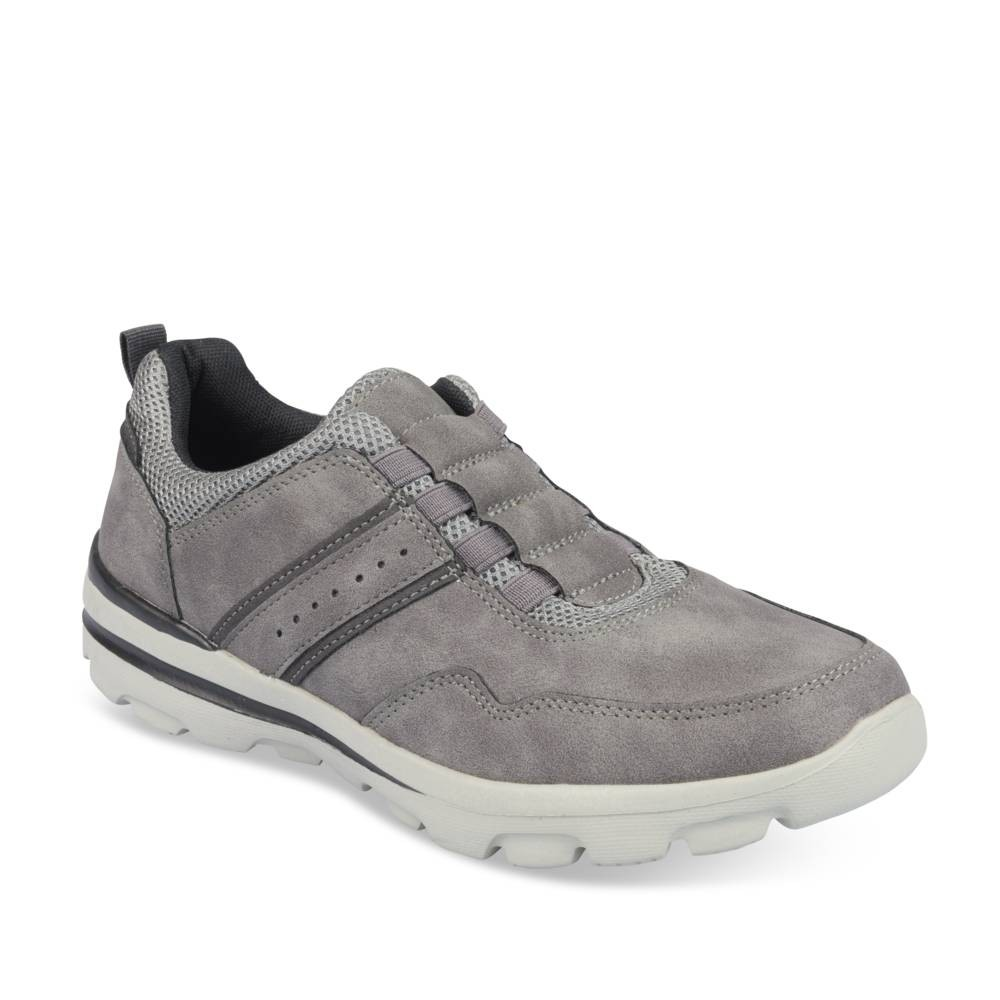 Baskets GRIS NEOSOFT HOMME