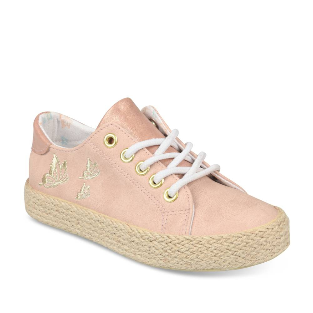 Espadrilles ROSE LOVELY SKULL