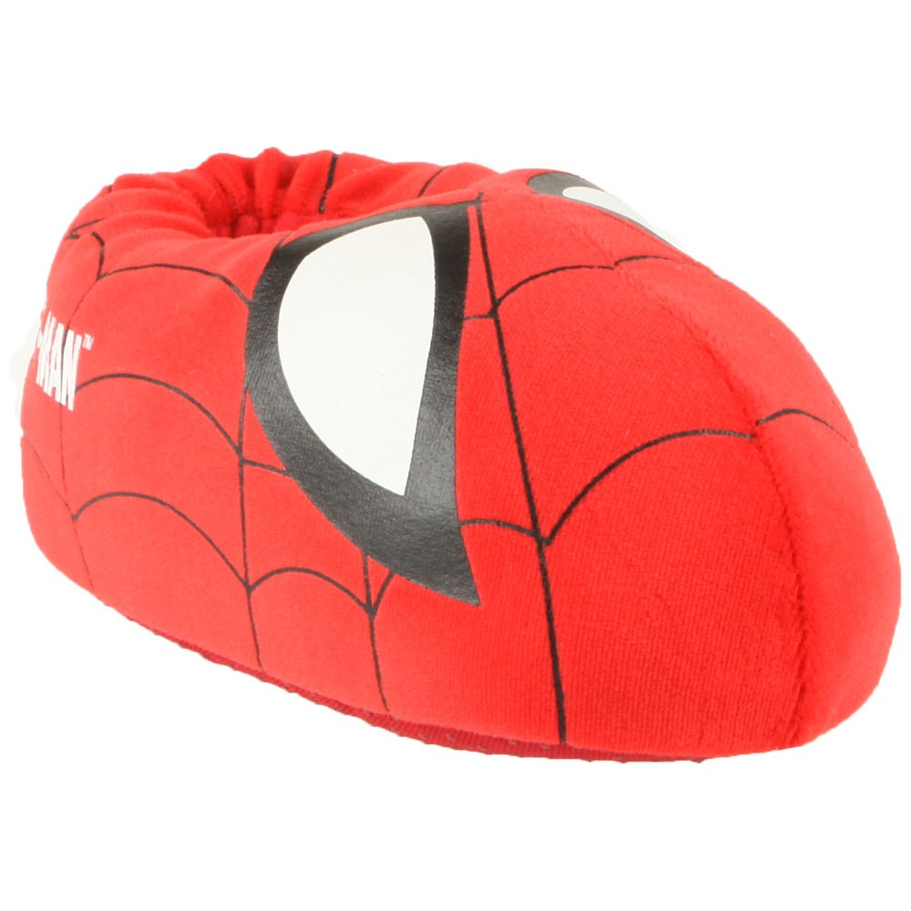 Chausson-spiderman-rouge