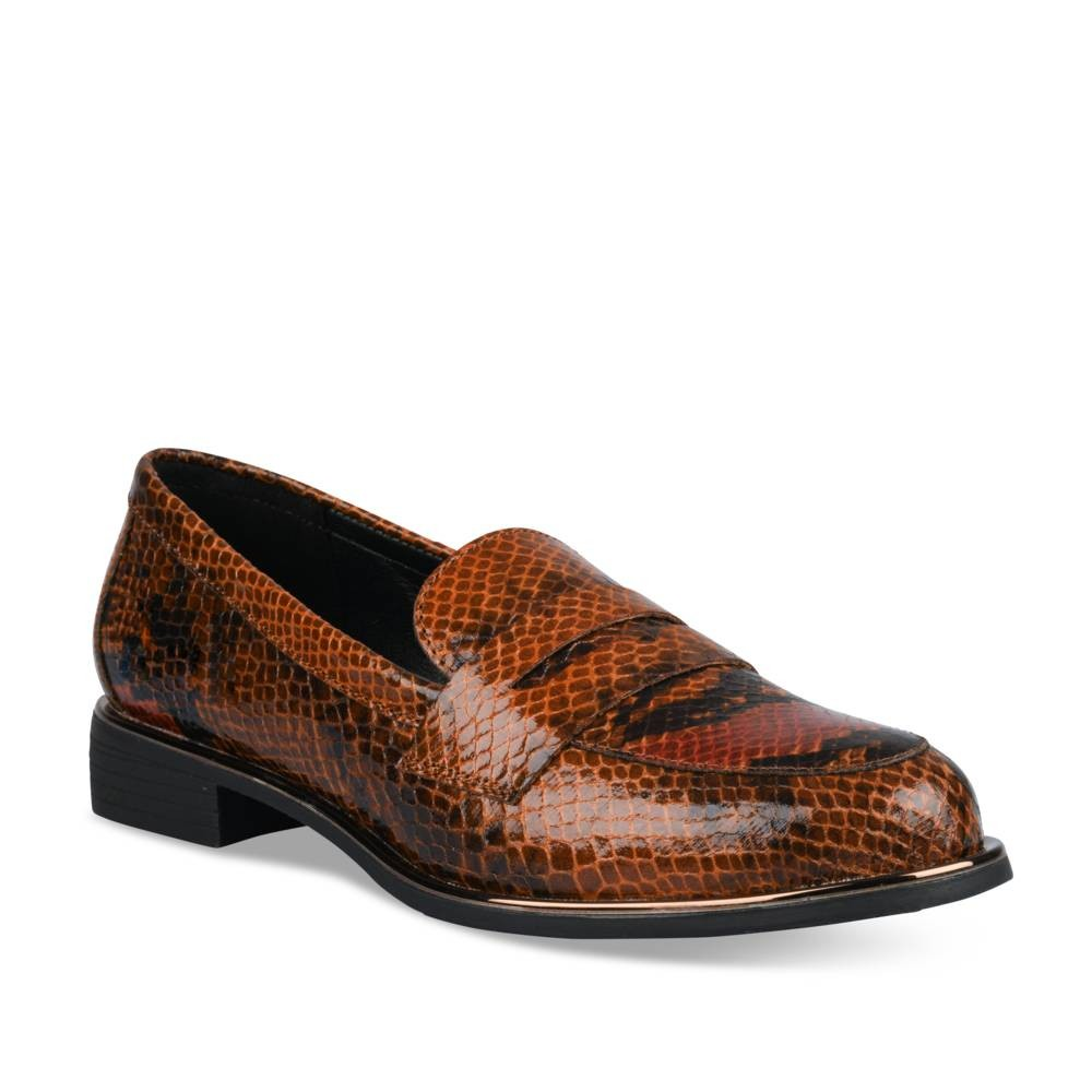 Mocassins MARRON SINEQUANONE