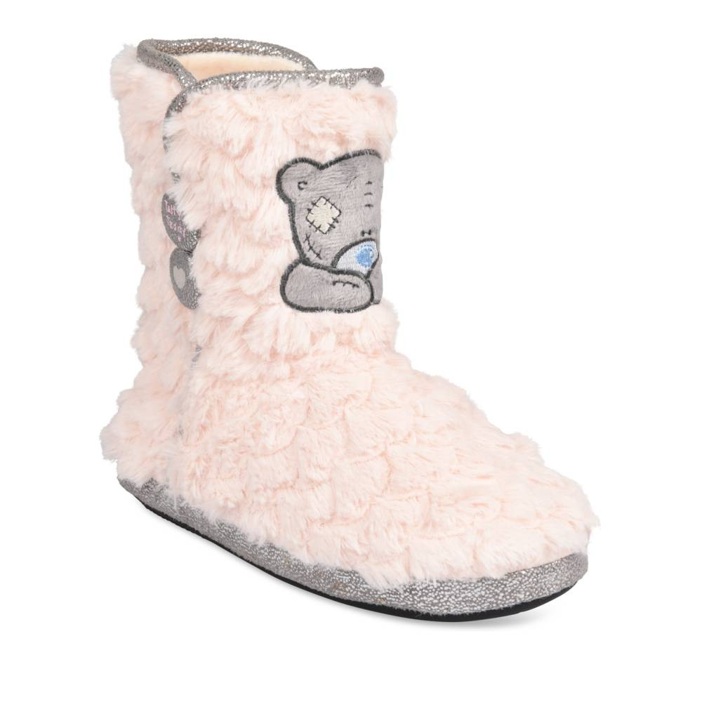 Bottillons Chaussons Rose Femme Me To You