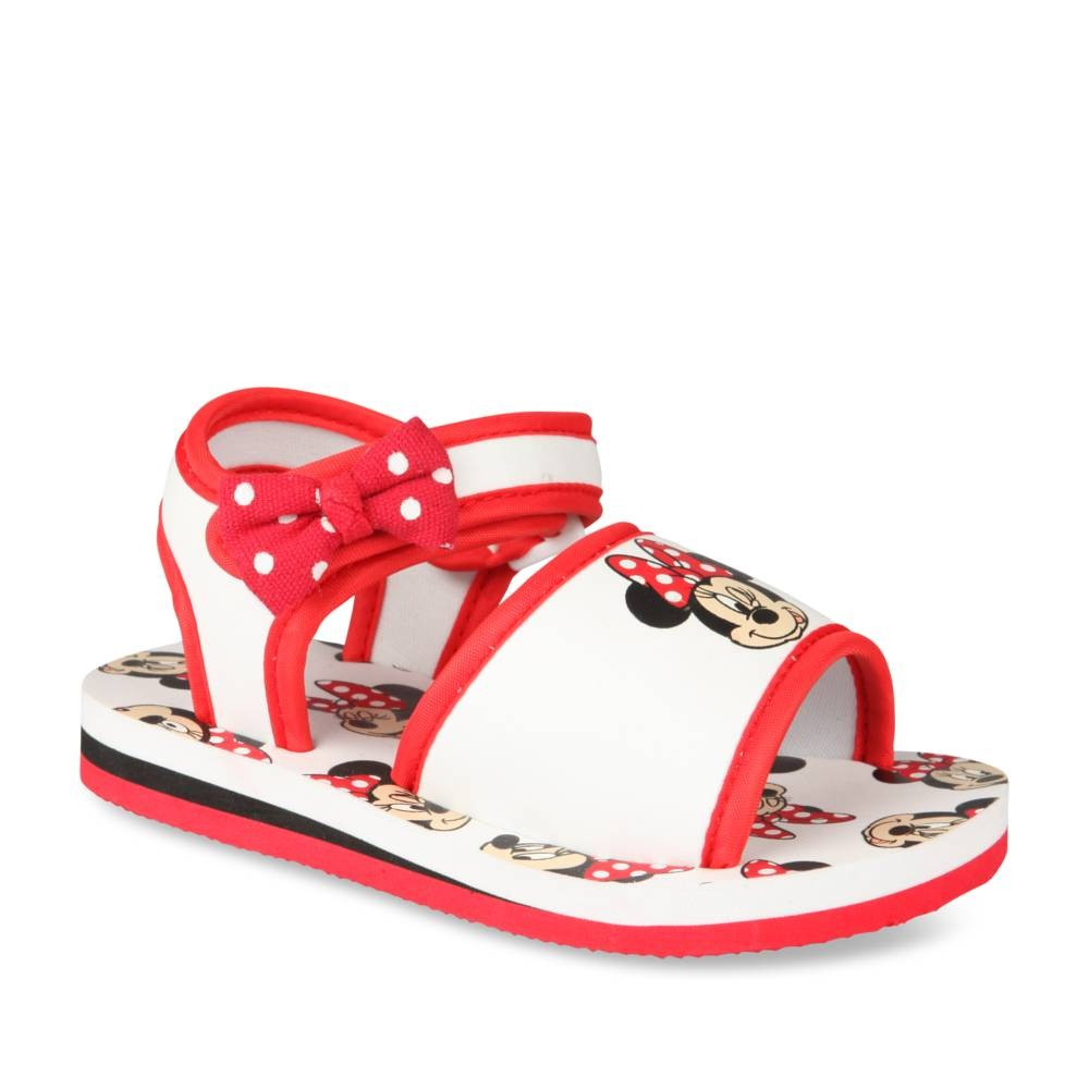 claquettes_blanc_rouge_fille_minnie