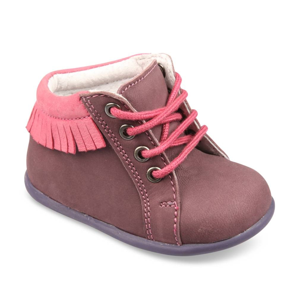 Baskets VIOLET FREEMOUSS GIRL CUIR