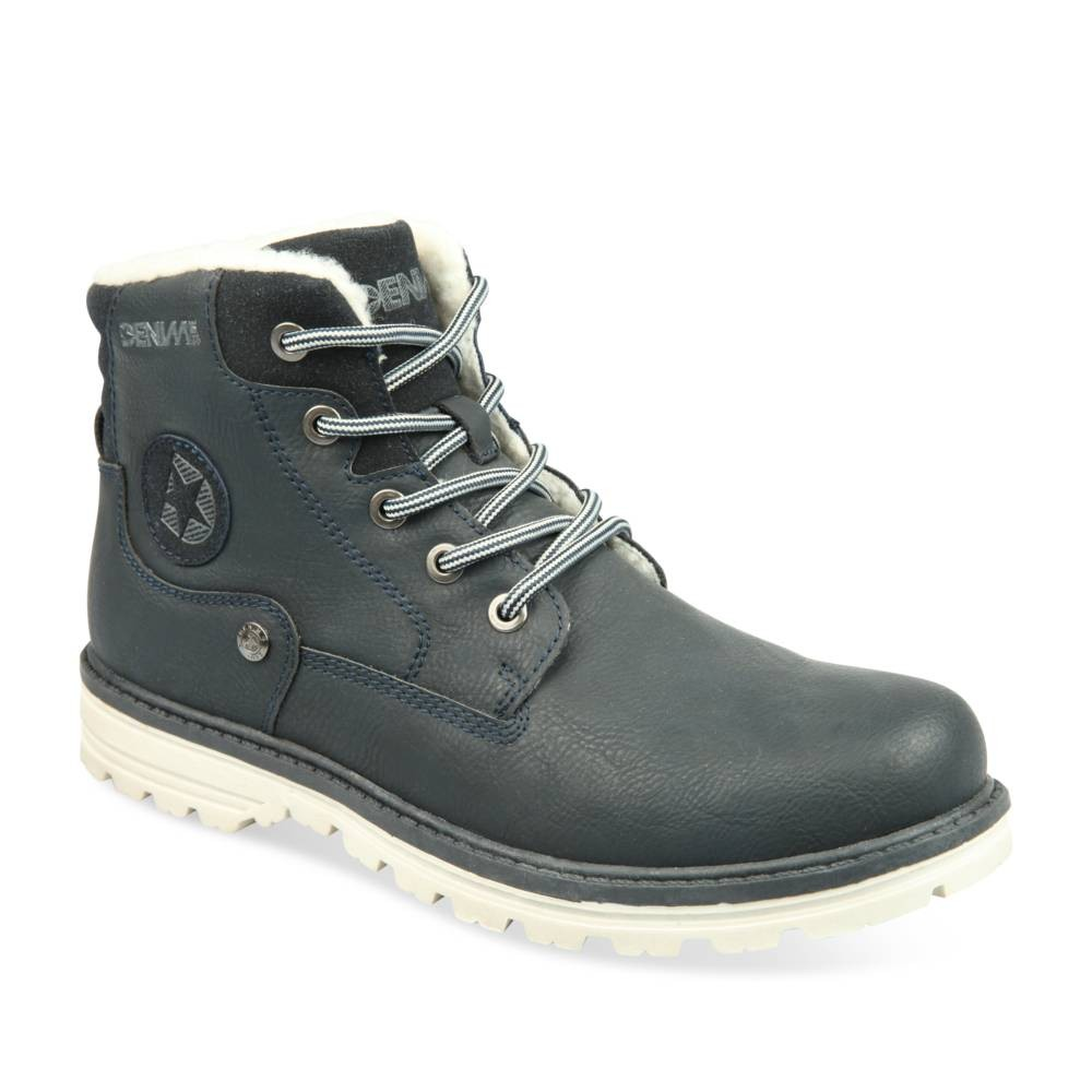 Bottines MARINE DENIM SIDE JUNIOR