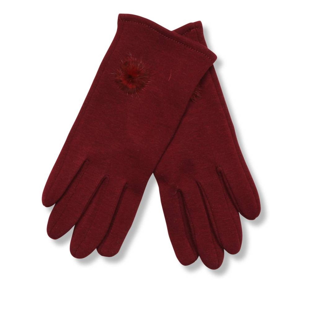 Gants BORDEAUX MERRY SCOTT
