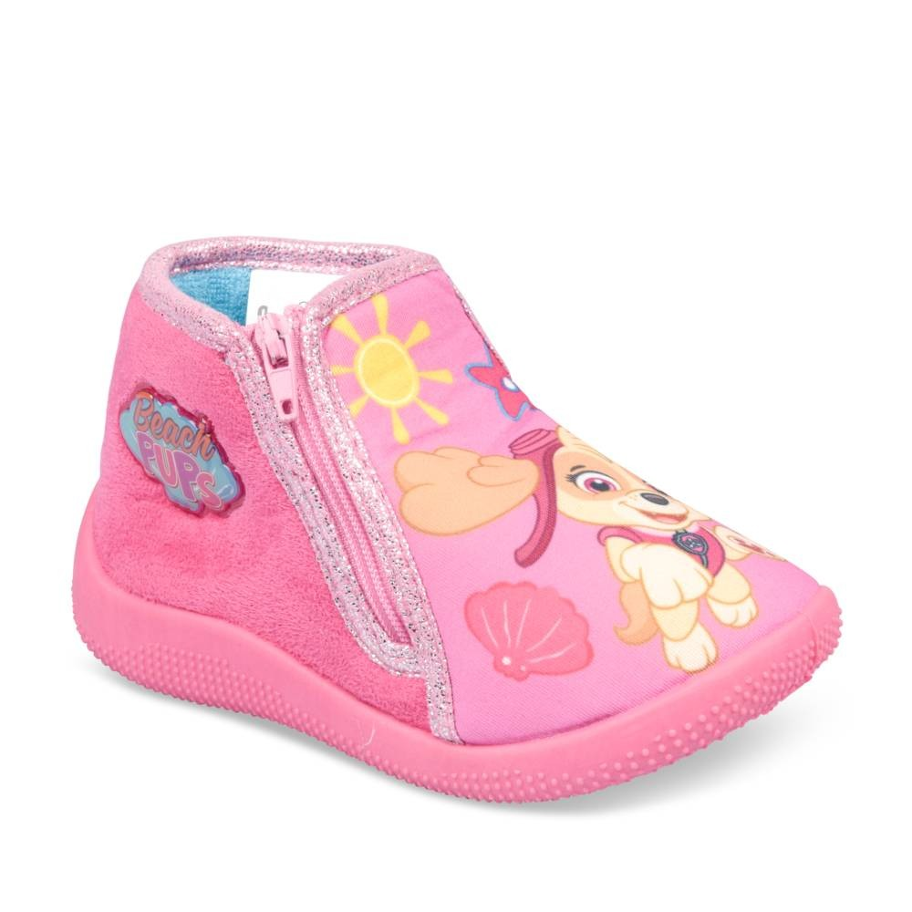 Chaussons ROSE PAT PATROUILLE FILLE