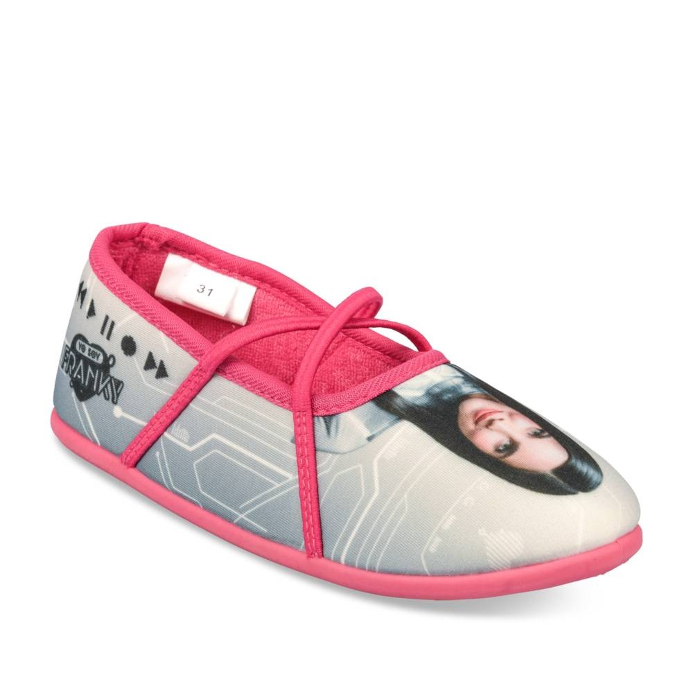 Chaussons METALLISE FRANKY
