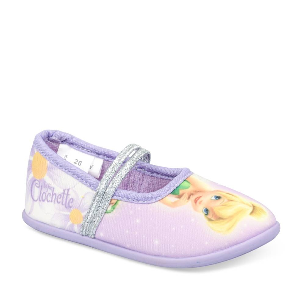 Chaussons ROSE FEE CLOCHETTE