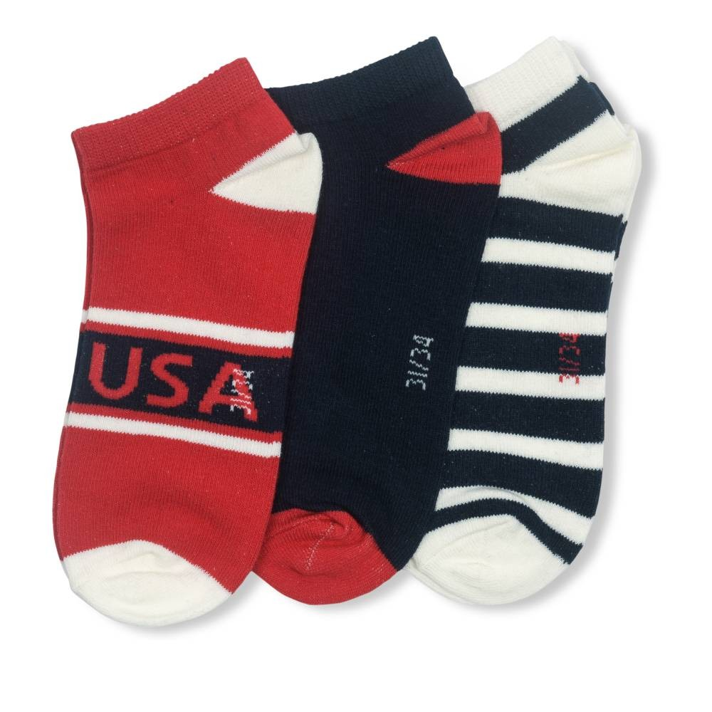 Chaussettes ROUGE TAMS