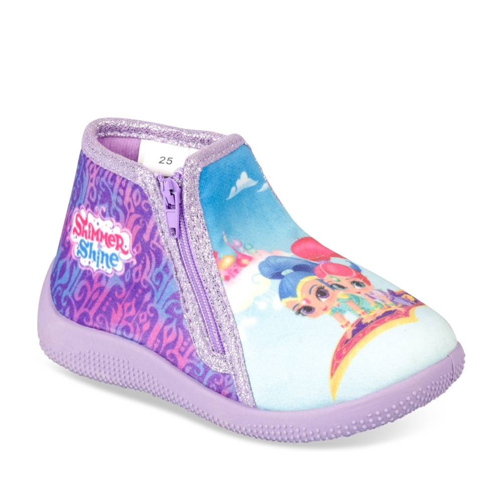 Chaussons VIOLET SHIMMER & SHINE