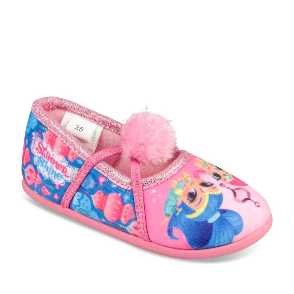 Chaussons ROSE SHIMMER & SHINE