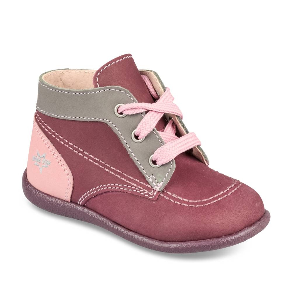 Bottines ROSE FREEMOUSS GIRL CUIR
