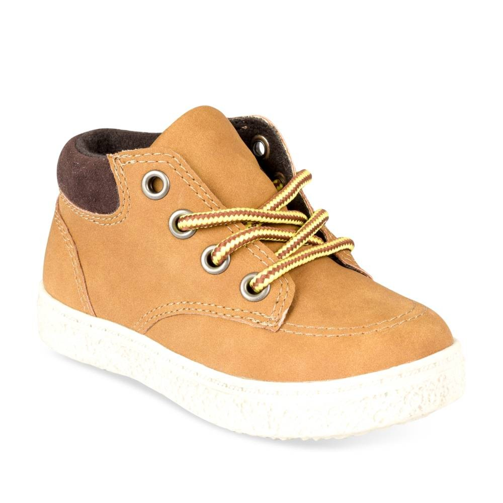 Bottines JAUNE CHARLIE & FRIENDS