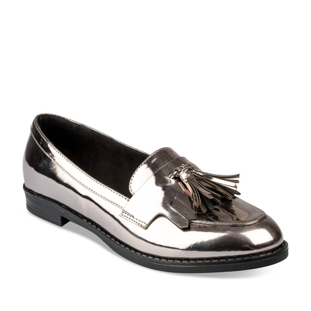 Mocassins PEWTER MERRY SCOTT