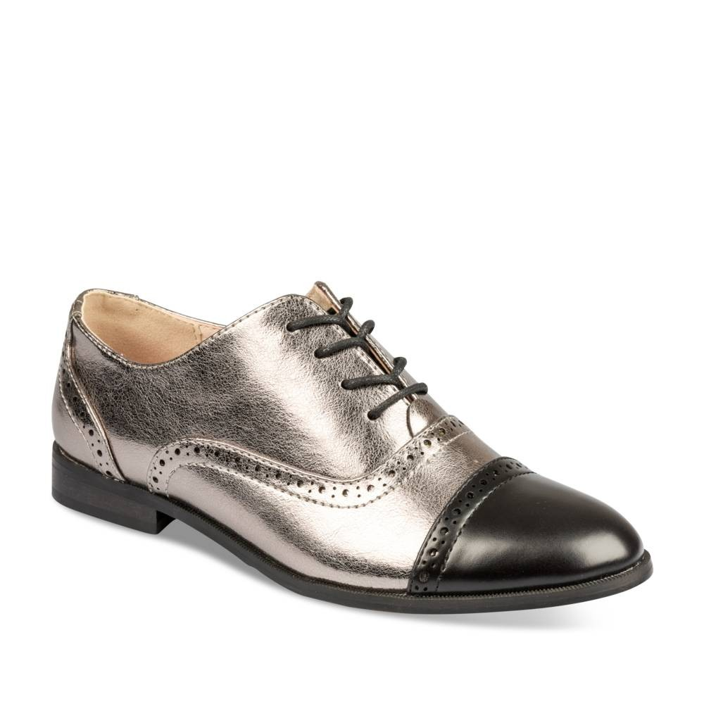 Derbies PEWTER MERRY SCOTT