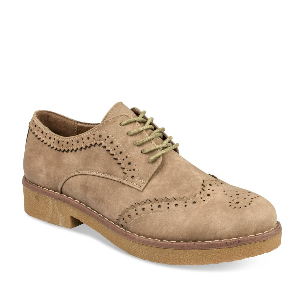 Derbies TAUPE MERRY SCOTT