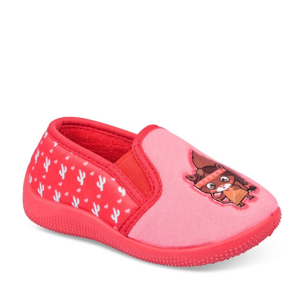 Chaussons ROUGE NINI & GIRLS