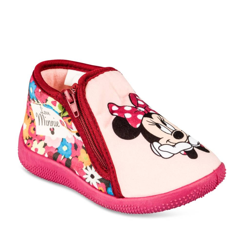 Chaussons FUSCHIA MINNIE