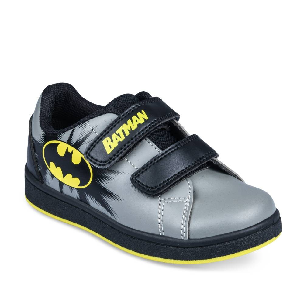Baskets BLANC BATMAN