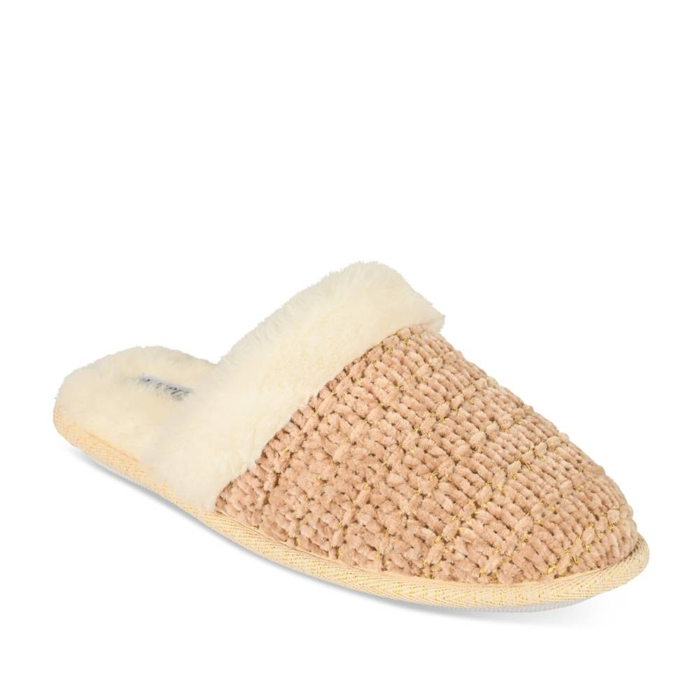Chaussons BEIGE MERRY SCOTT