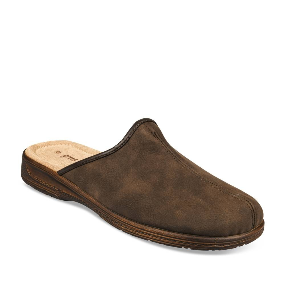 Chaussons MARRON GREEN RELAX