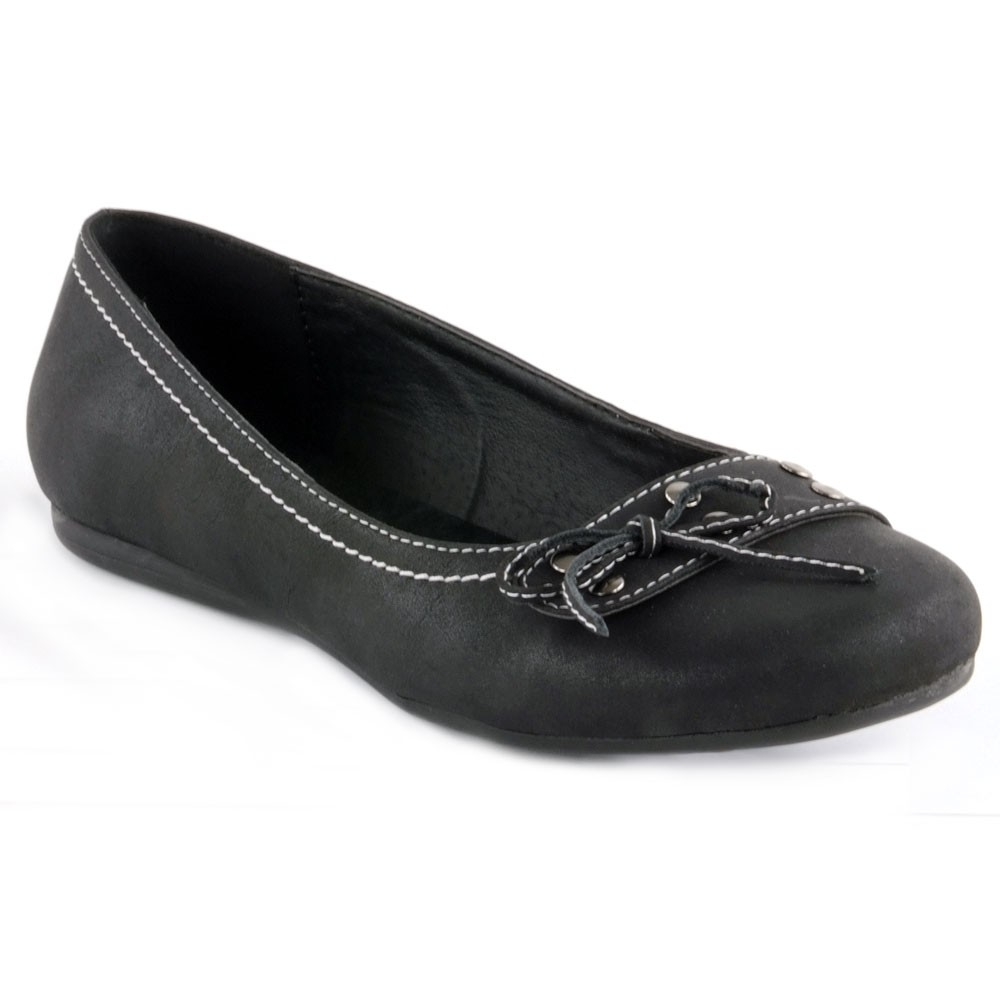 Chaussure-plate-noire