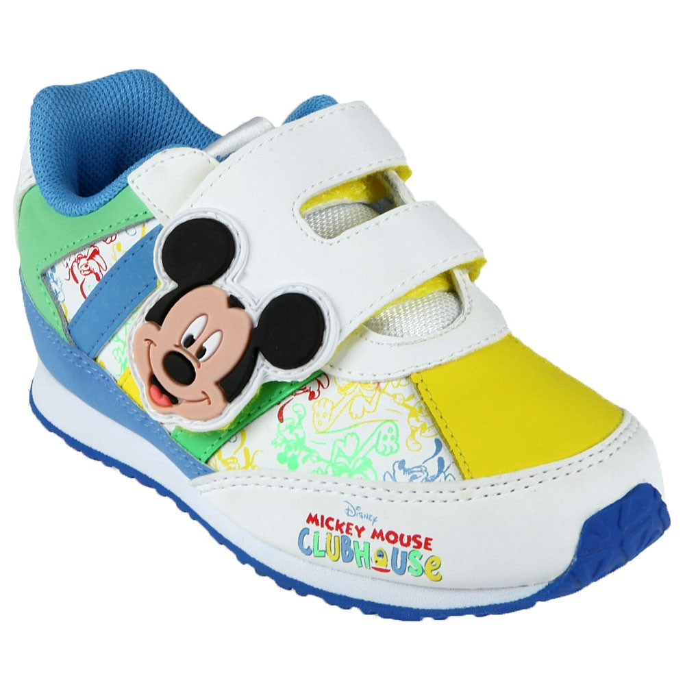 Basket-adidas-mickey