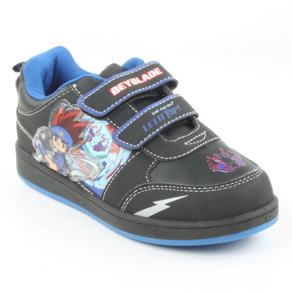 Baskets-beyblade-noir