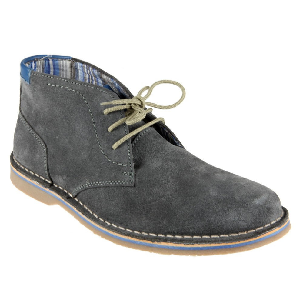 chaussure-homme-gris